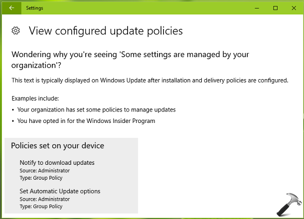 How To View Configured Group Policies In Windows 10