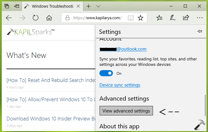 How To View Saved Passwords In Microsoft Edge