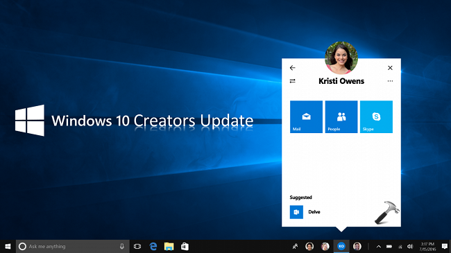 Microsoft To Offer Windows 10 Creators Update In Early 2017