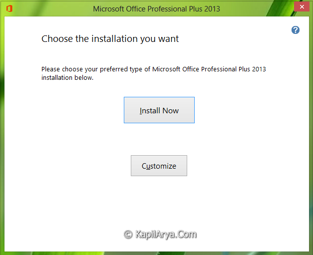 ms office 2013 professional plus trial download