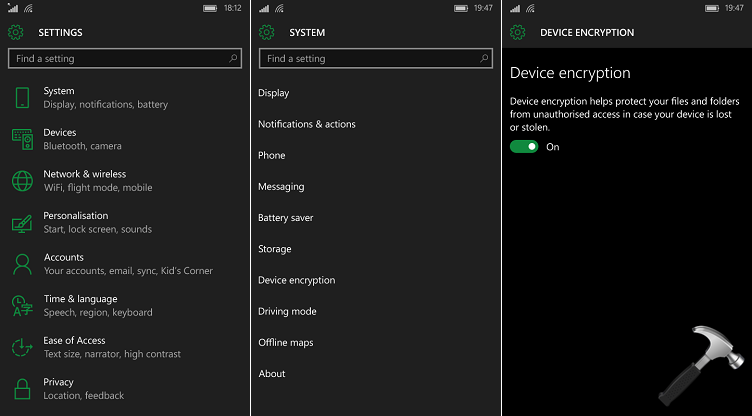 REVIEW - What Is New In Windows 10 Mobile RTM