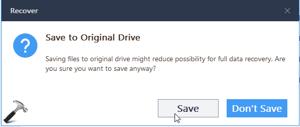 Recovering Permanently Deleted Files In Windows