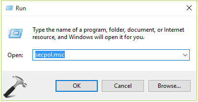 FIX - The Sign-in Method You Are Trying To Use Is Not Allowed Windows 10