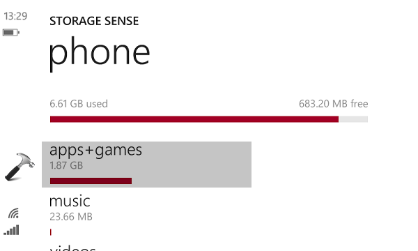 How To Move Apps To SD Card From Phone Memory In Windows Phone 8.1