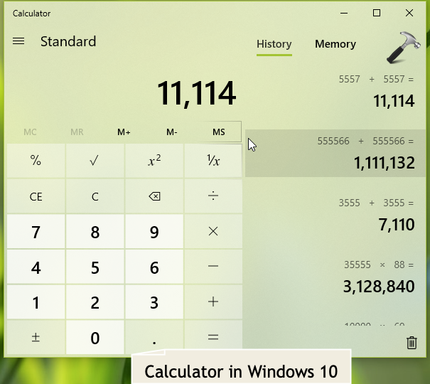 FIX: Windows 10 Calculator Not Working After Update