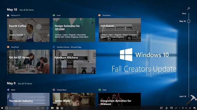 Microsoft To Offer 'Windows 10 Fall Creators Update' Later This Year