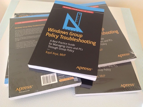 Windows Group Policy Troubleshooting Book